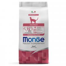 Monge Cat Monoprotein Sterilised Beef (говядина)
