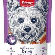 Кости из сыромятной кожи  Wanpy Dog с утиным мясом 100 г