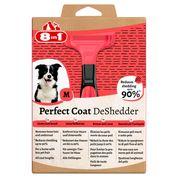 Дешеддер Perfect Coat M 8in1 для средних собак