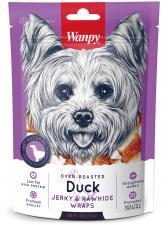 Утиная соломка Wanpy Dog 100 г