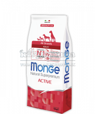 MONGE SPECIALITY LINE ALL BREEDS ADULT ACTIVE CHICKEN