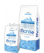 MONGE SPECIALITY LINE ALL BREEDS ADULT LIGHT SALMONE