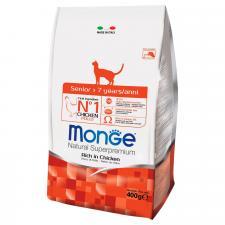 Monge Cat Senior 400 г