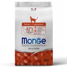 Monge Cat Senior (курица), 400 г