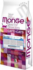 Корм для кошек Monge Cat Urinary