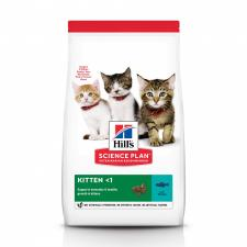 Сухой корм HILL'S Science Plan Kitten Healthy Development для котят, тунец