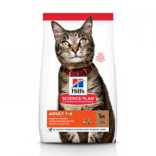 Сухой корм HILL'S Science Plan Optimal Care для кошек, ягненок