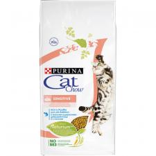 Корм для кошек Purina Cat Chow Sensitive