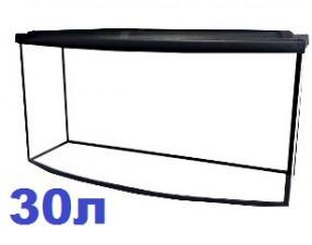 "Террариум ""Телевизор"" 30 литров"