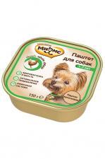 Консервы для собак с курицей