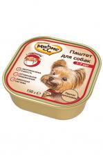 Консервы для собак с говядиной