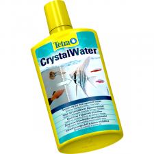 Кондиционер для воды Tetra CrystalWater устраняет помутнение воды