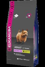 Корм Eukanuba для взрослых собак мелких пород , Adult Small breed, 800гр.