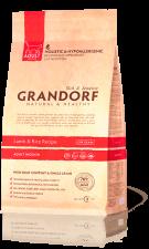 GRANFORF Ягненок с рисом Indoor низкозерновой