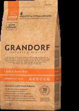 GRANDORF Ягненок с рисом для юниоров всех пород